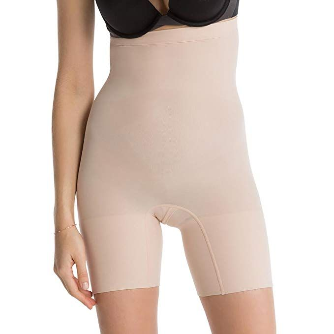 2ad580f5aaaac Spanx Luxurious Slimming Shapewear Lightweight and Seamless Higher Power  Short
