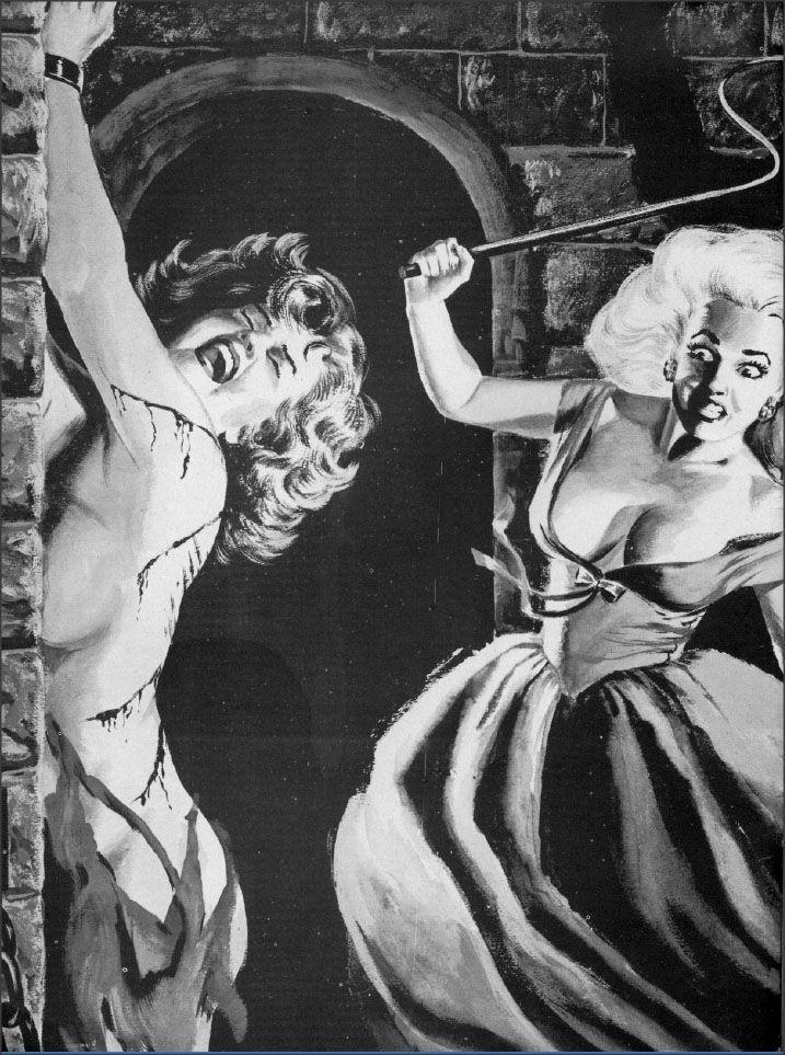 50s Bdsm - torture photo cover magazine - Google Search