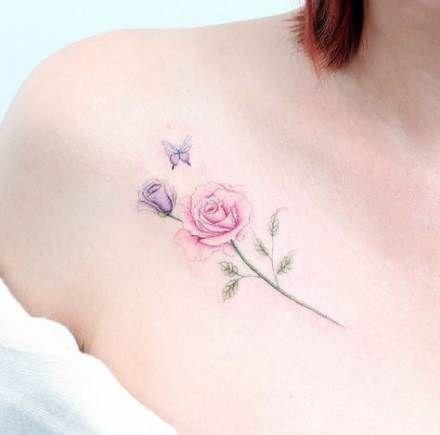 Tattoo rose sleeve art 61 Ideas