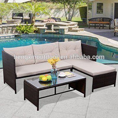 Terrific Simple Design Modern Garden Furniture Outdoor Rattan Wicker Pdpeps Interior Chair Design Pdpepsorg