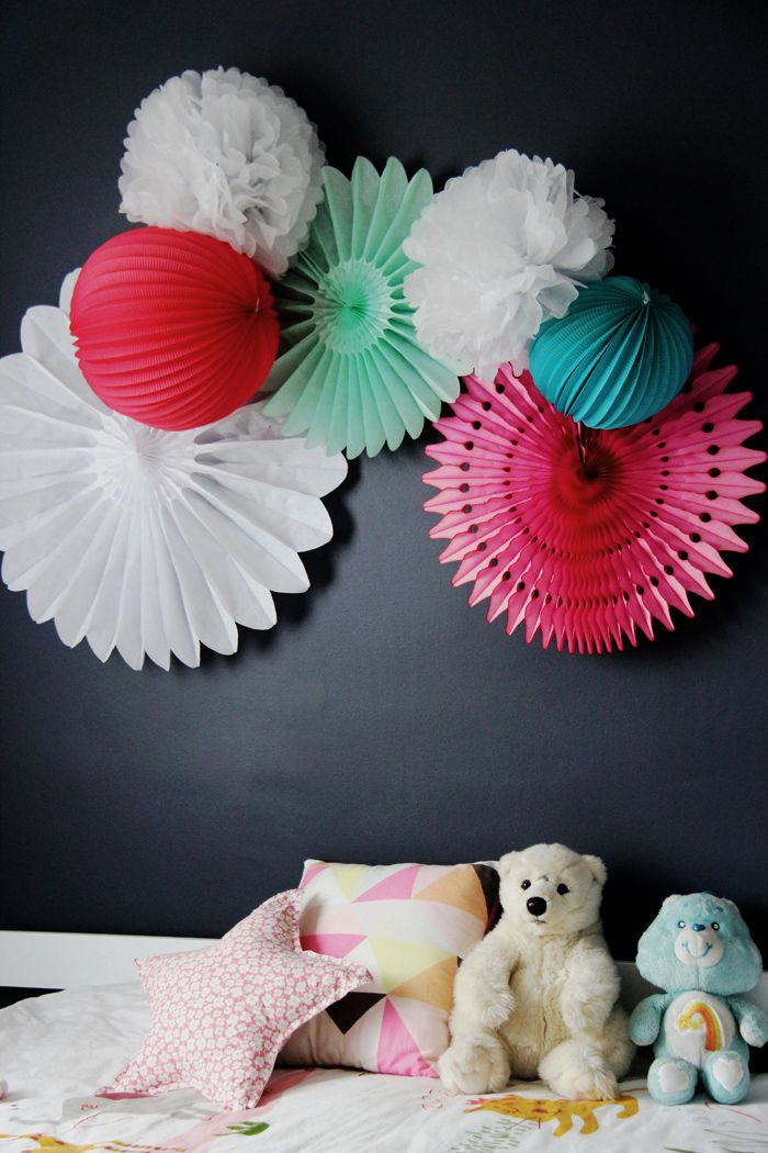 Décoration Colorée Pour Chambre Denfant Chambre Partagée - Decor pour garcon et fille chambre partagee