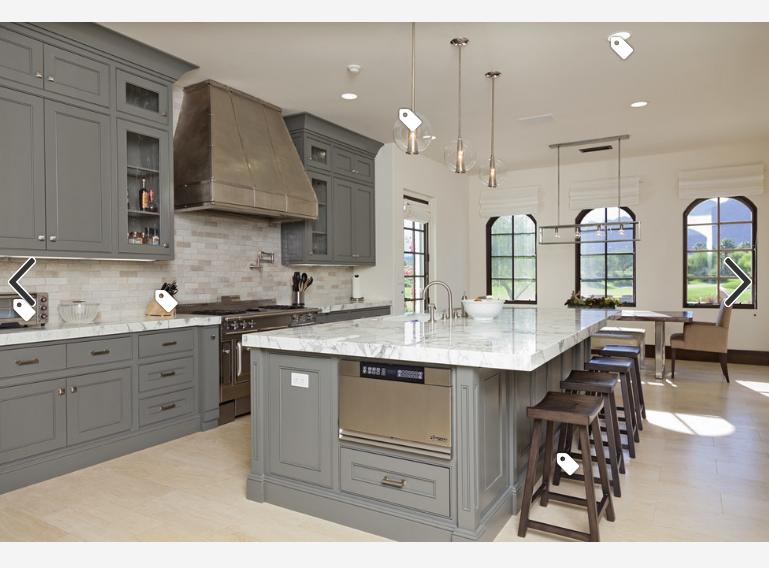 Pin by Bryana Turner on 99 Jane | Grey kitchen designs ...