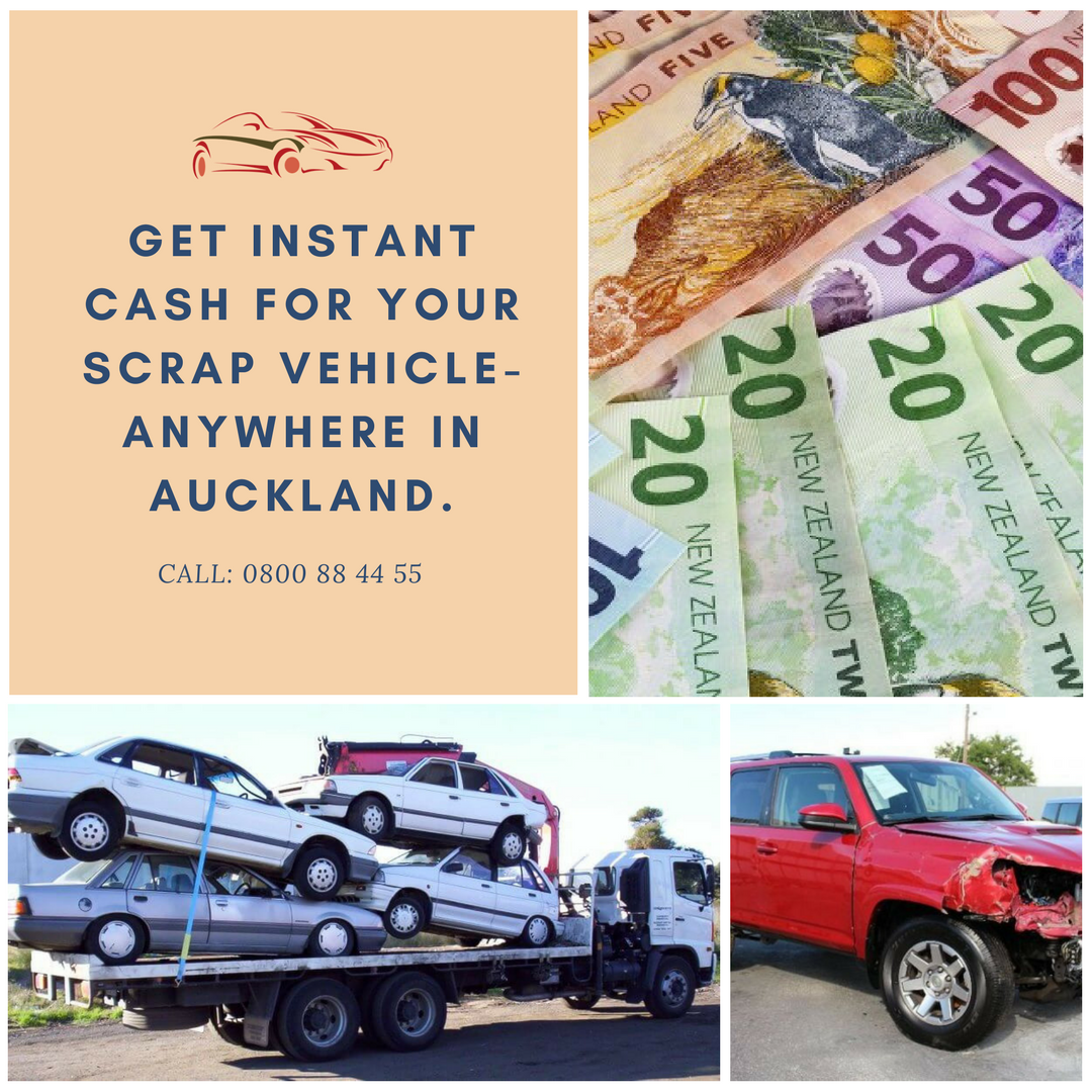 Free car removal – Free removal of any vehicle, anywhere in Auckland ...