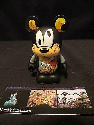 "Disney Parks Authentic Deputy Goofy 3"" Vinylmation Mickey's Wild West series"