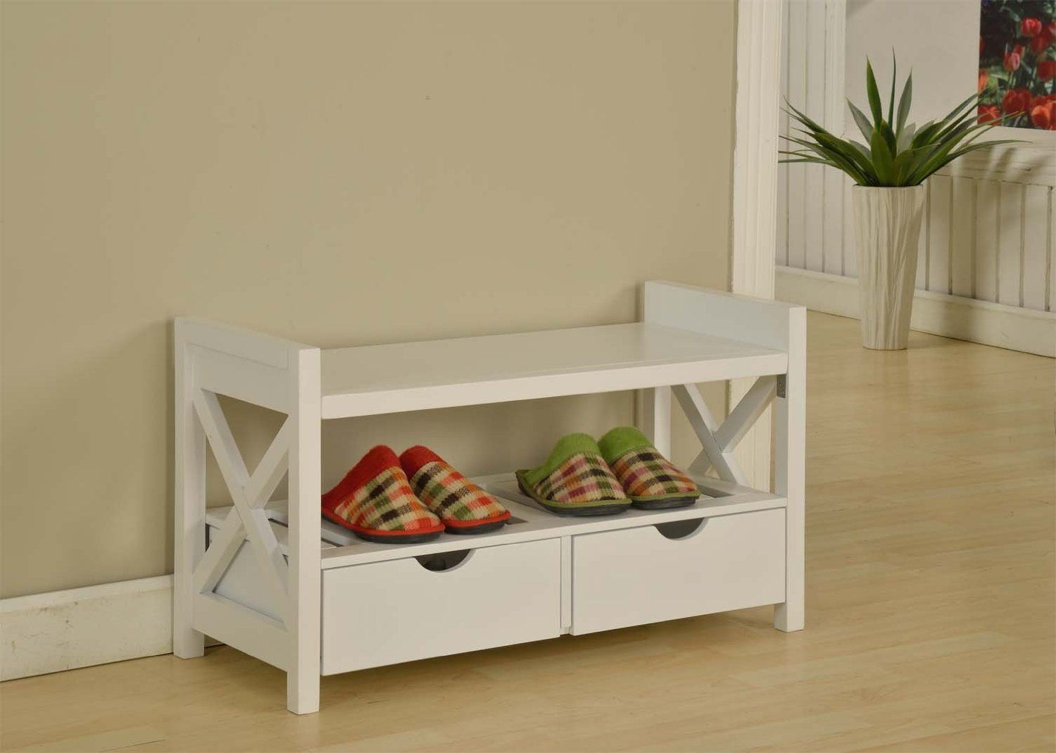 Bench Shoe Storage To Accommodate Shoe Collection Corner Bench