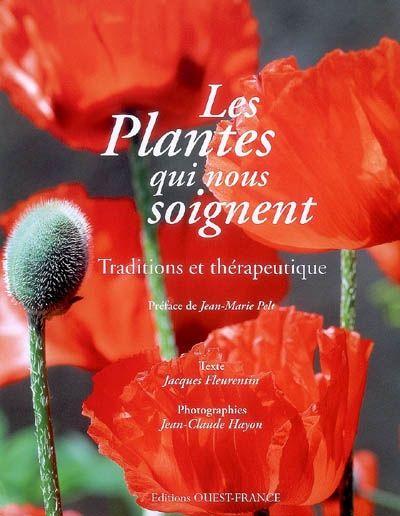 """Le livre """"Les plantes qui soignent"""" à gagner ! • Echantillons gratuits en Belgique"""