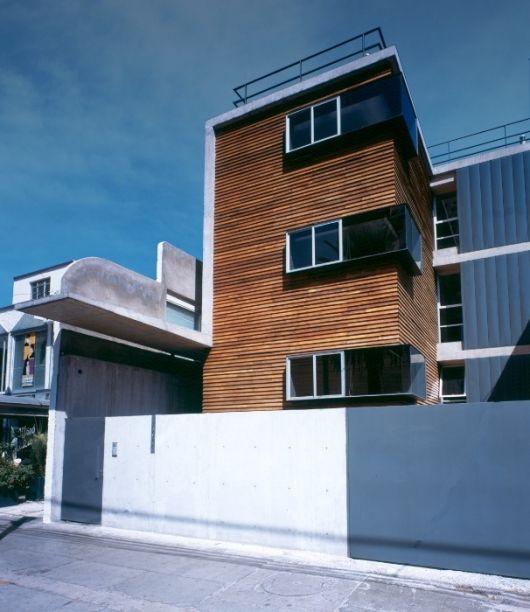 departamentos edificios pequeños Pinterest Apartments