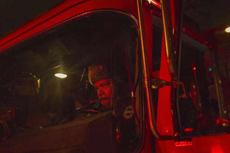 Nic Walker - This series by Nic Walker focusing on the Detroit Fire Department is an extremely strong photo series in my opinion. Walker has composed each image differently to portray the chaos that is the fireground and give the viewer the sense of being there with the firefighters. By exposing all images with the light from the fire as well as the emergency warning lights it makes the images seem panicked and full of action. This lighting makes the firefighters look almost ghostly as they…