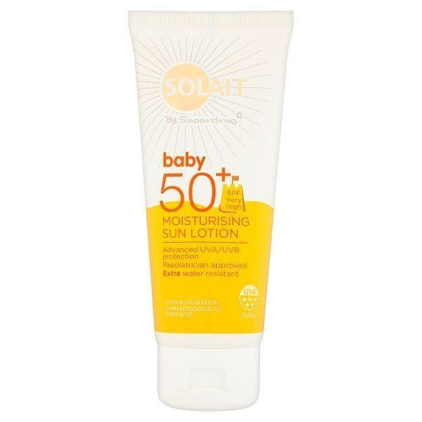 EQ Sun Cream SPF50 100ml - SantoLoco