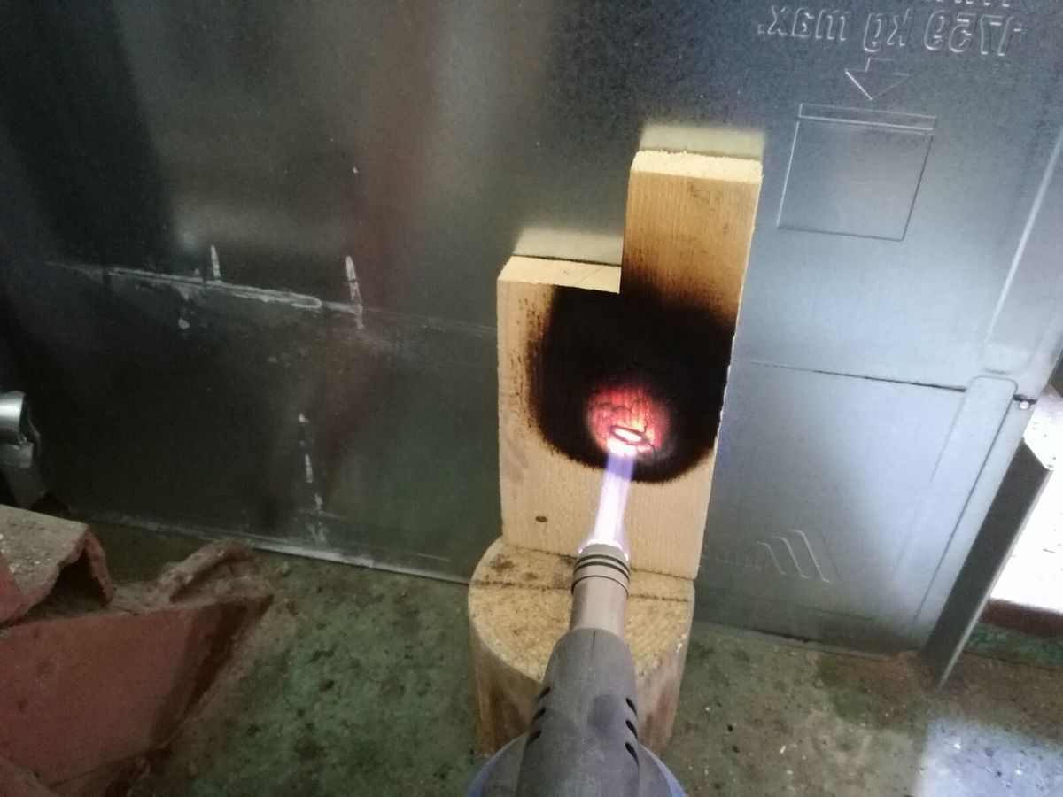 Fire Retardant For Complete Wood Protection Holz Prof Ou Wood Protection Fire Retardant Fire Hazard