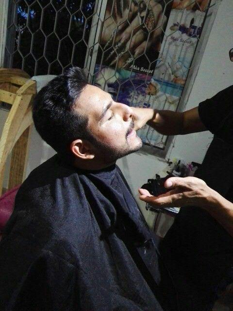 Servicio de barberia