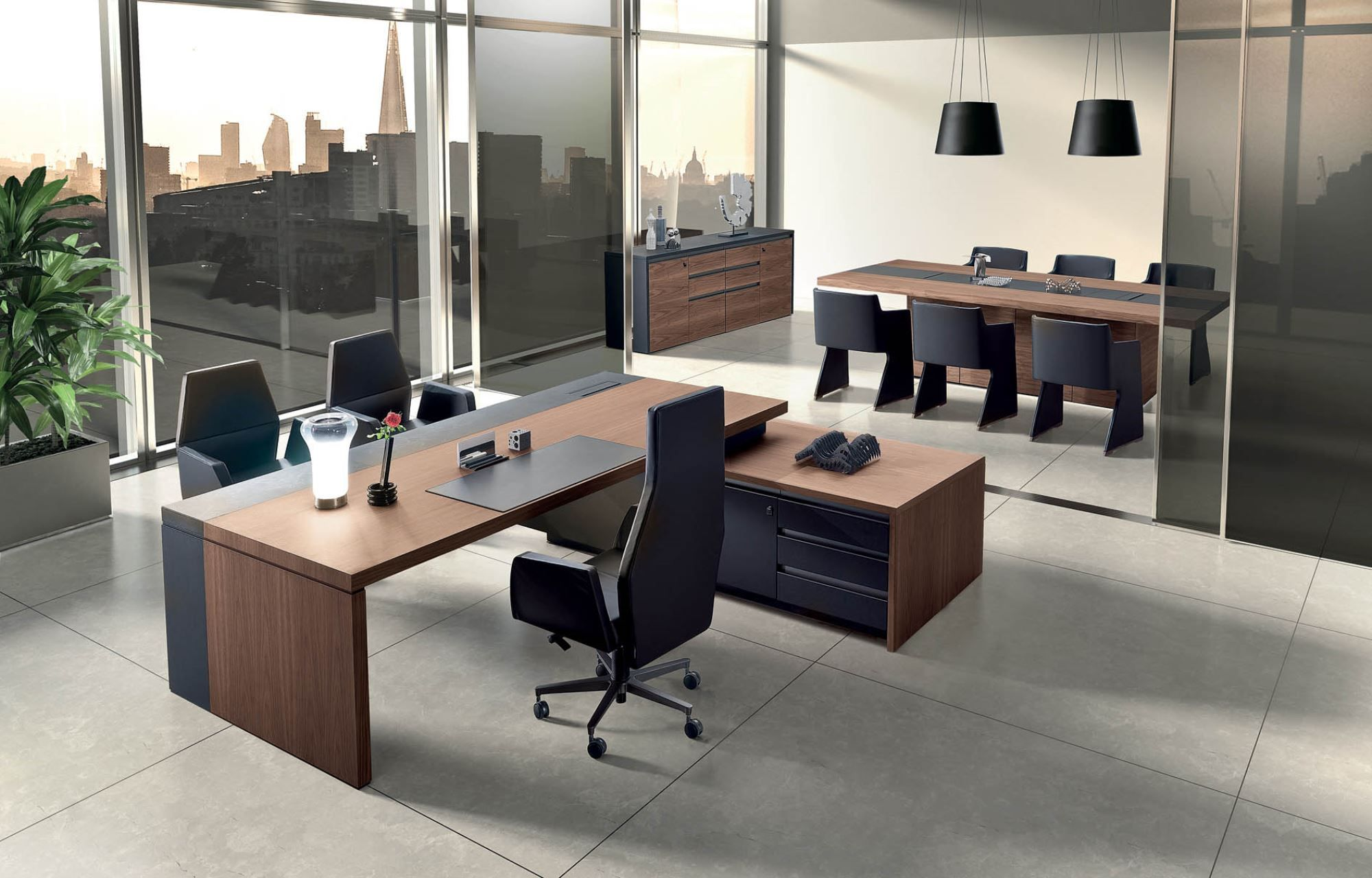Kefa Office Collection I 4 Mariani S R L In 2020 Modern Home Offices Office Collections Home