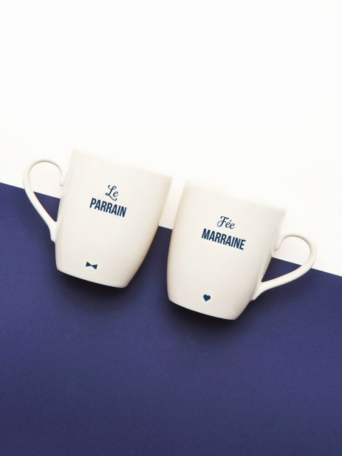 le mug f e marraine bapteme gifts tableware grandparents. Black Bedroom Furniture Sets. Home Design Ideas