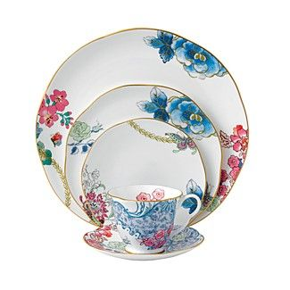 Wedgwood Butterfly Bloom Dinnerware | Bloomingdale's