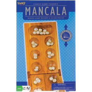 Ideal Classic Mancala Board Game Walmart Com Board Games Mancala Game Game Pieces