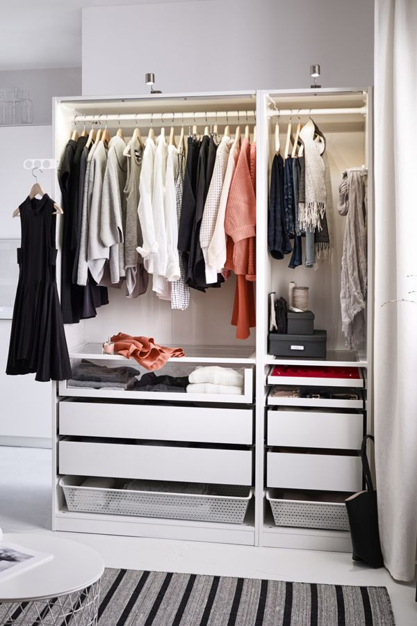 With Our Ikea Pax Fitted Wardrobes You Choose It All The