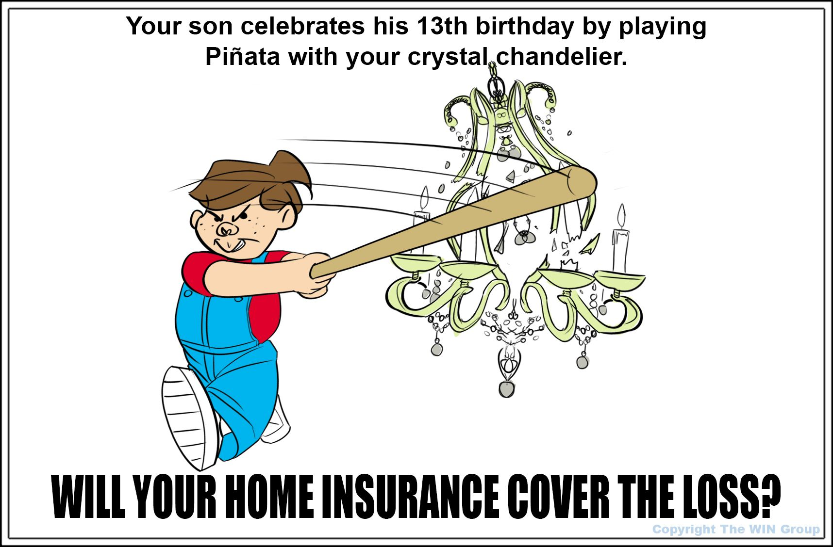 Insurance Trivia Question Your Son Celebrates His 13th Birthday