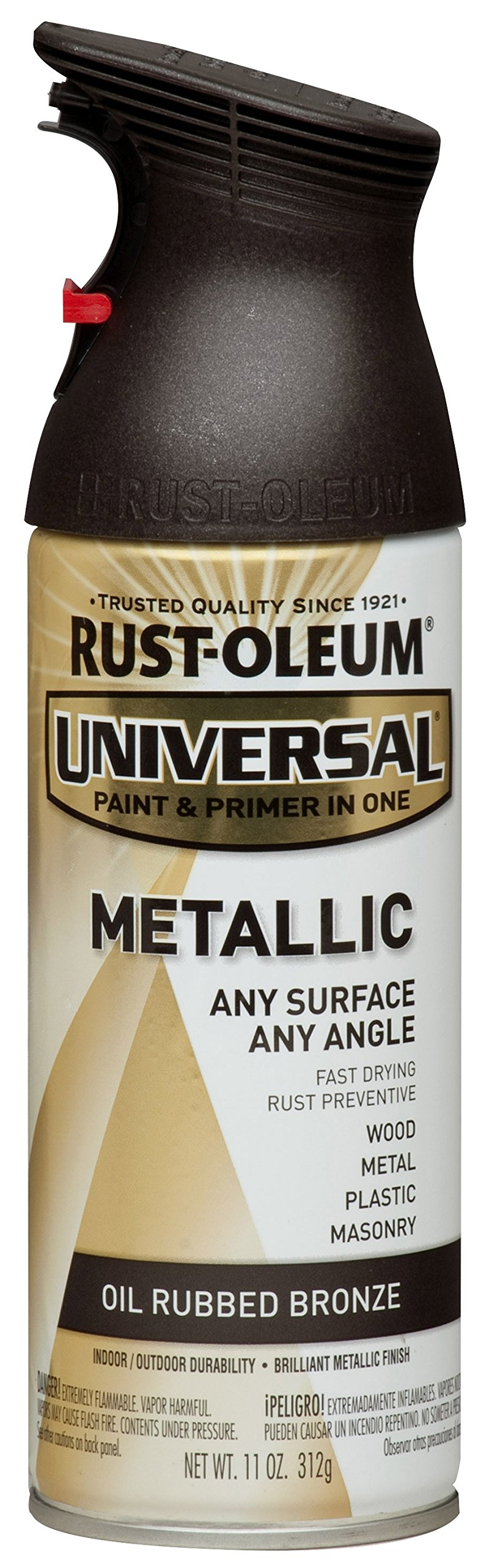 Amazon.com: Rust-Oleum 249131 11 oz Universal All Surface Spray ...