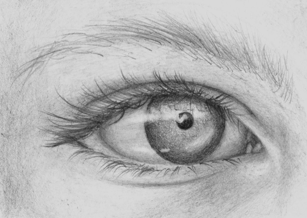 In This Class We Will Learn 1 How To Draw Eyes 2 How To Draw Eyebrows 3 How To Draw Natural Looking Realistic Drawings Eye Drawing Pencil Drawing Tutorials