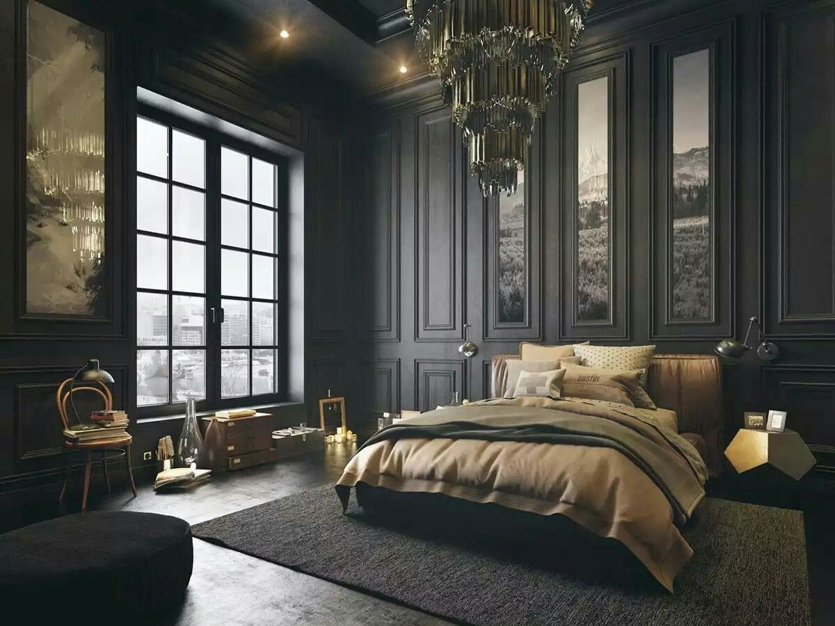 and bedroom black source masculine office room full after white bedrooms list makeover