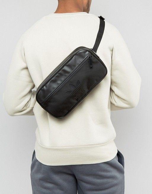 c6524e87f4 adidas Originals Bum Bag In Black BK6836 | FA ♥ BUMBAG DESIGN ...