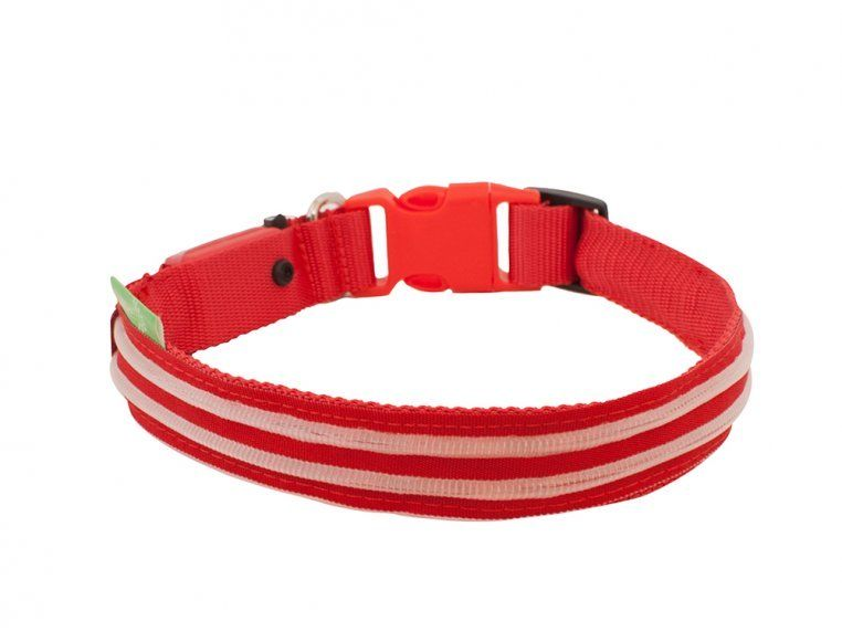 Led light up collar by 4id the grommet led collar