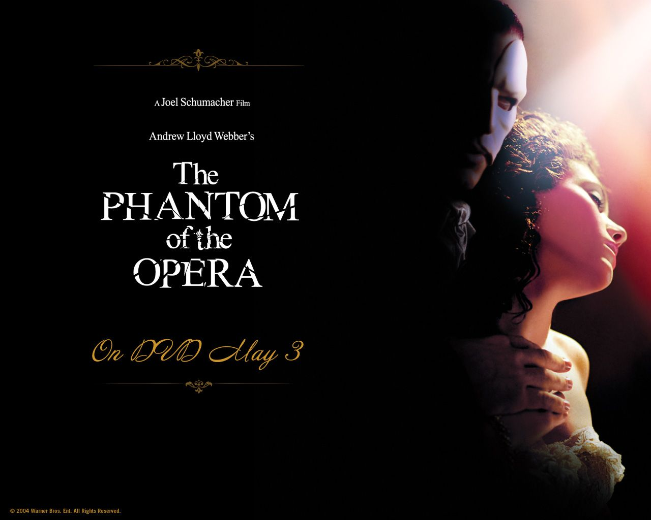 Watch Streaming HD The Phantom of the Opera, starring Gerard Butler, Emmy Rossum, Patrick Wilson, Miranda Richardson. A disfigured musical genius, hidden away in the Paris Opera House, terrorizes the opera company for the unwitting benefit of a young protégée whom he trains and loves. #Drama #Musical #Romance #Thriller http://play.theatrr.com/play.php?movie=0293508