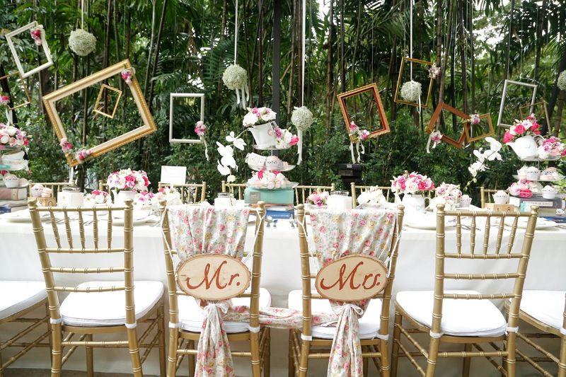 Galerie: Toužíte po svatbě venku? Nejlepší inspirace z blogů a na Instagramu!