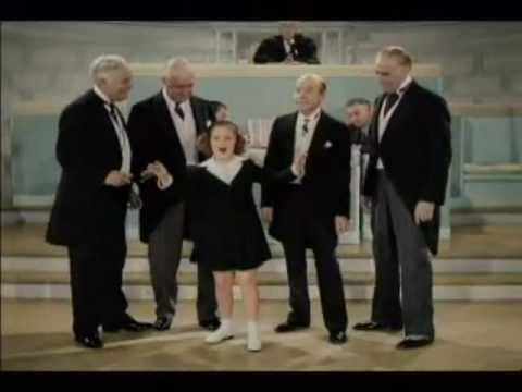 Shirley Temple - Swing Me An Old Fashoned Song