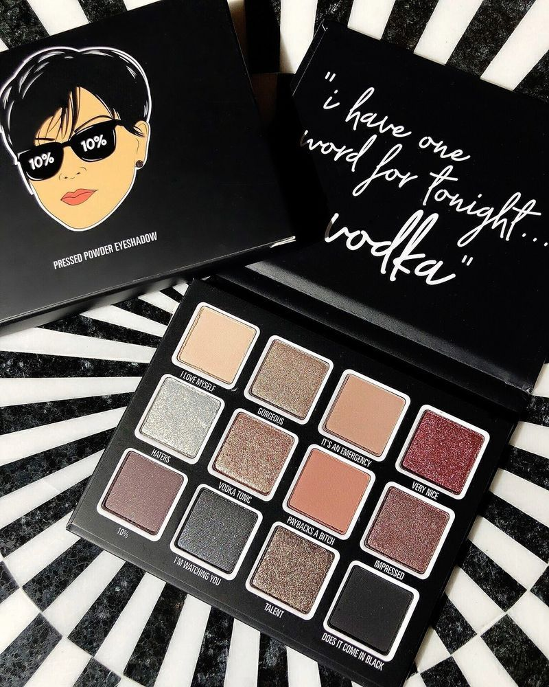 cf399f697e1 Hot Make up Eye Shadow Palette - Momager #Palette | Make-up in 2019 ...