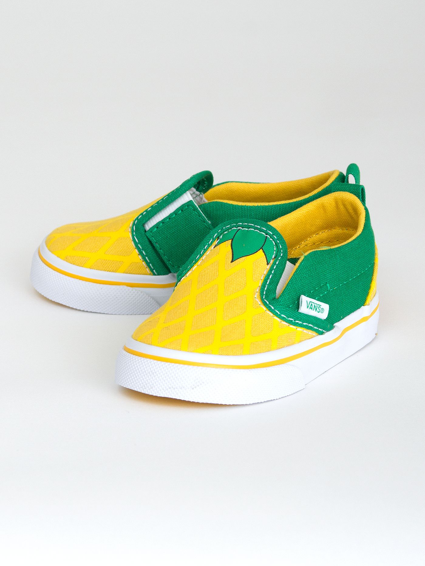 Newborn Shoes Vans Vans Kids Pineapple Sneaker Baby Dreams Baby Shoes
