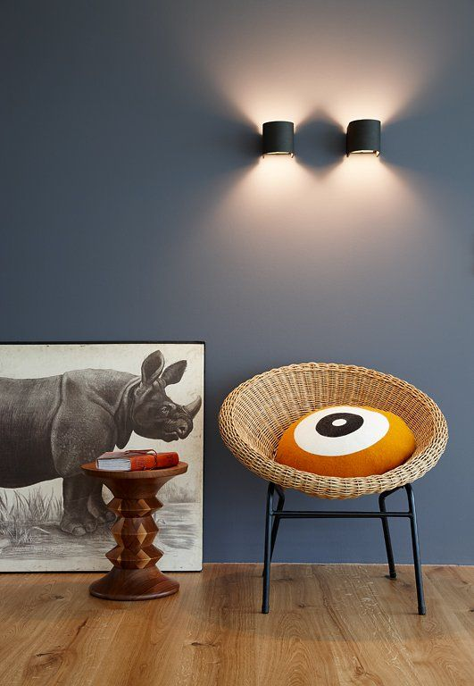 Inspiration Dezent Nougat Zu Violett Und Dunklem Holz Bild 13 Schoner Wohnen Farbe Schoner Wohnen Dekor