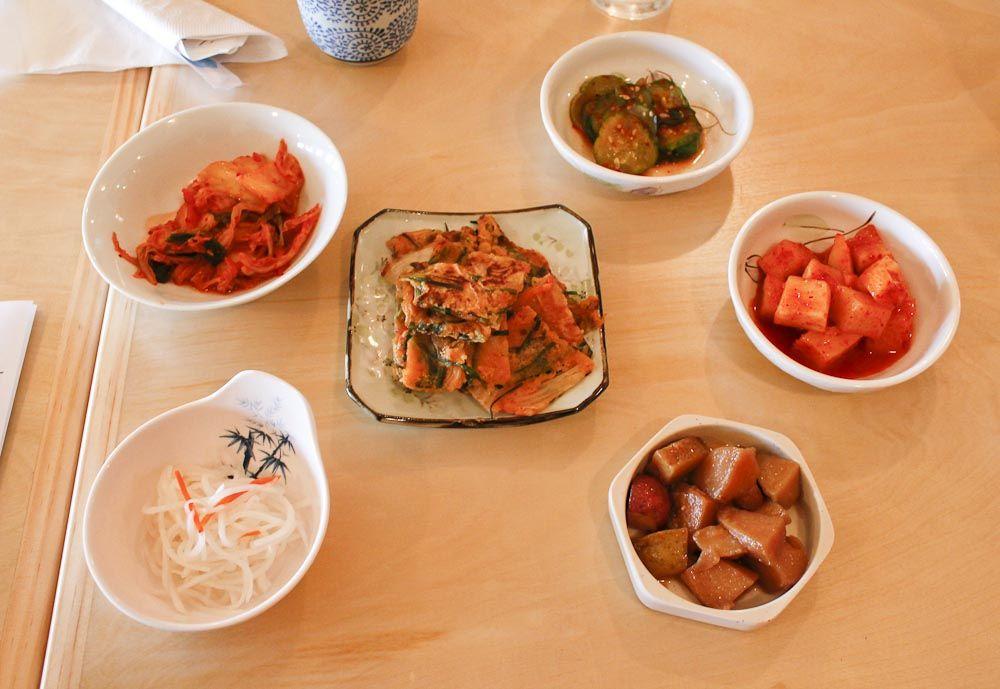 menu seoul garden restaurant - Seoul Garden Menu