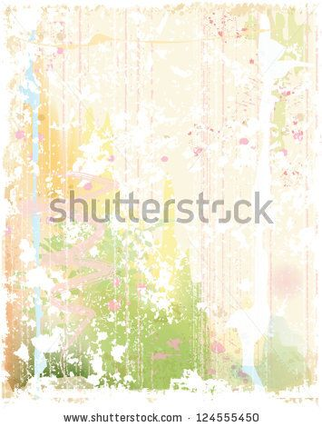 stock vector : grunge background in watercolor style