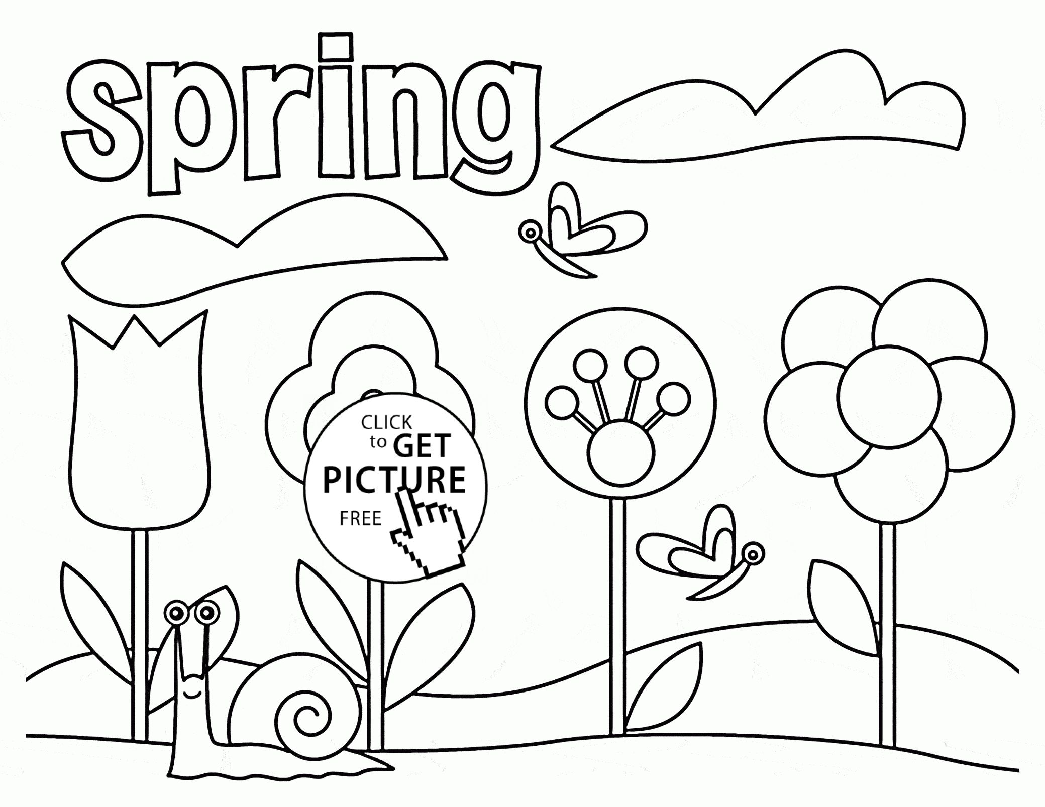 11 Spring Numbers Worksheet Online Edea Smith