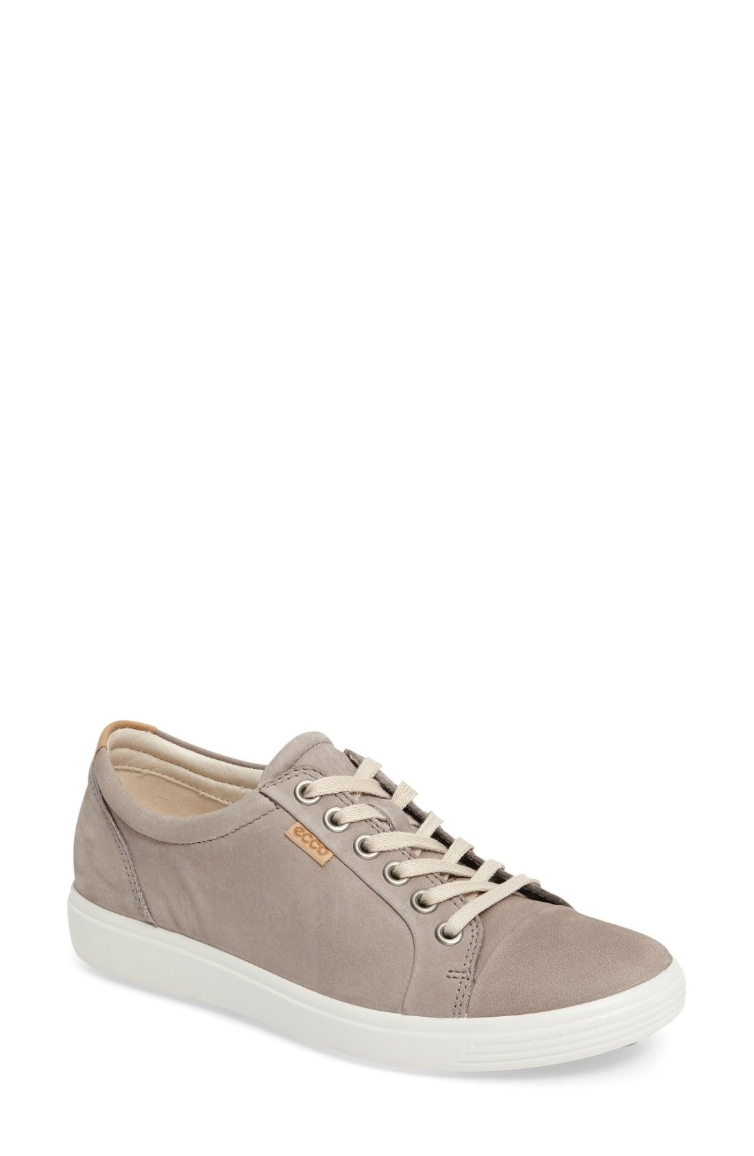 285058e95 ECCO 'Soft 7' Cap Toe Sneaker (Women) available at #Nordstrom   My ...