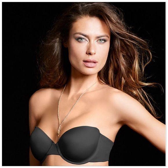 788c084c3c0b2 Black Maidenform bra w  removable straps NOWT 36C NWOT BLACK 36C Customize  your lift and
