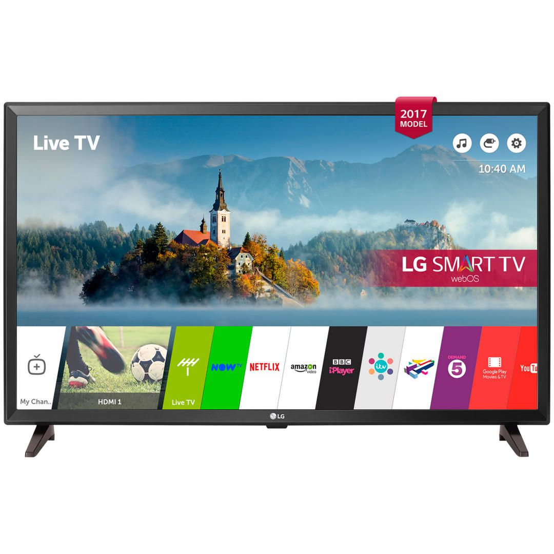 lg 32lj610v led full hd 1080p smart tv