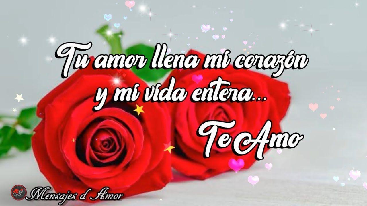 Mensajes De Amor De Buenos Dias Te Amo Y Te Extrano