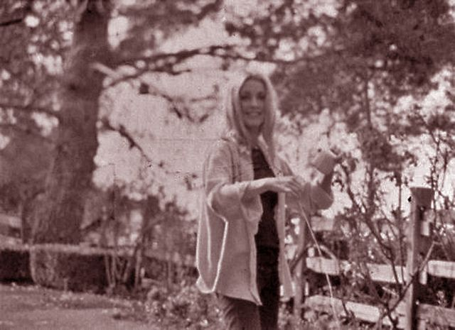 Roman Polinski Sharon Tate Charles Manson Murder 10050 – Fondos de