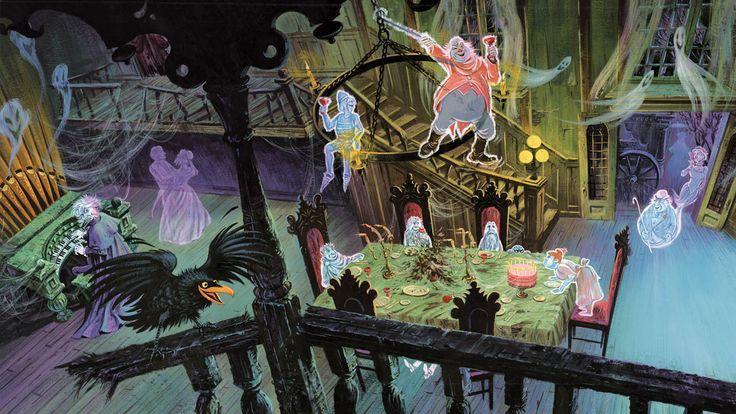 8b1142e03c8b0010bbdc294e6840a7b9 Jpg 736 414 Haunted Mansion Halloween Haunted Mansion Disneyland Haunted Mansion