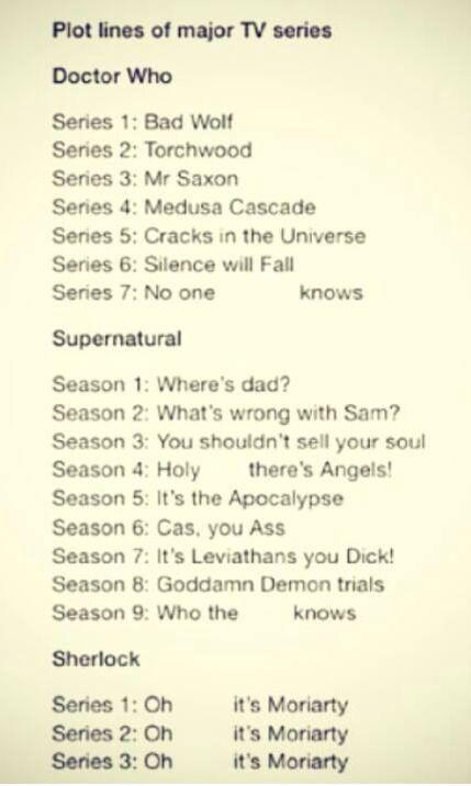 SuperWhoLock plotlines. Sherlock's tho! x'D