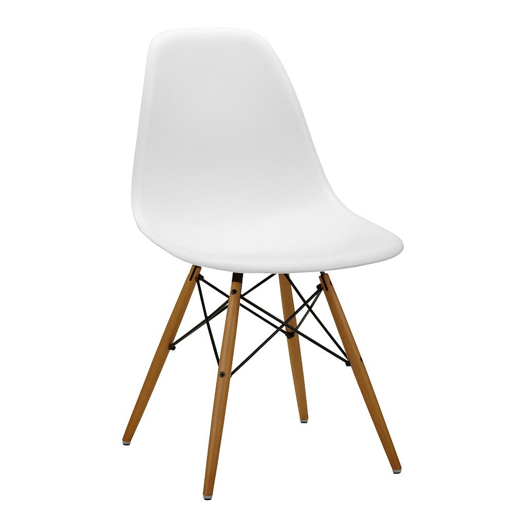 the 1950 eames dsw chair is one of a series of chairs designed by ... - Chaise Dsw Charles Eames