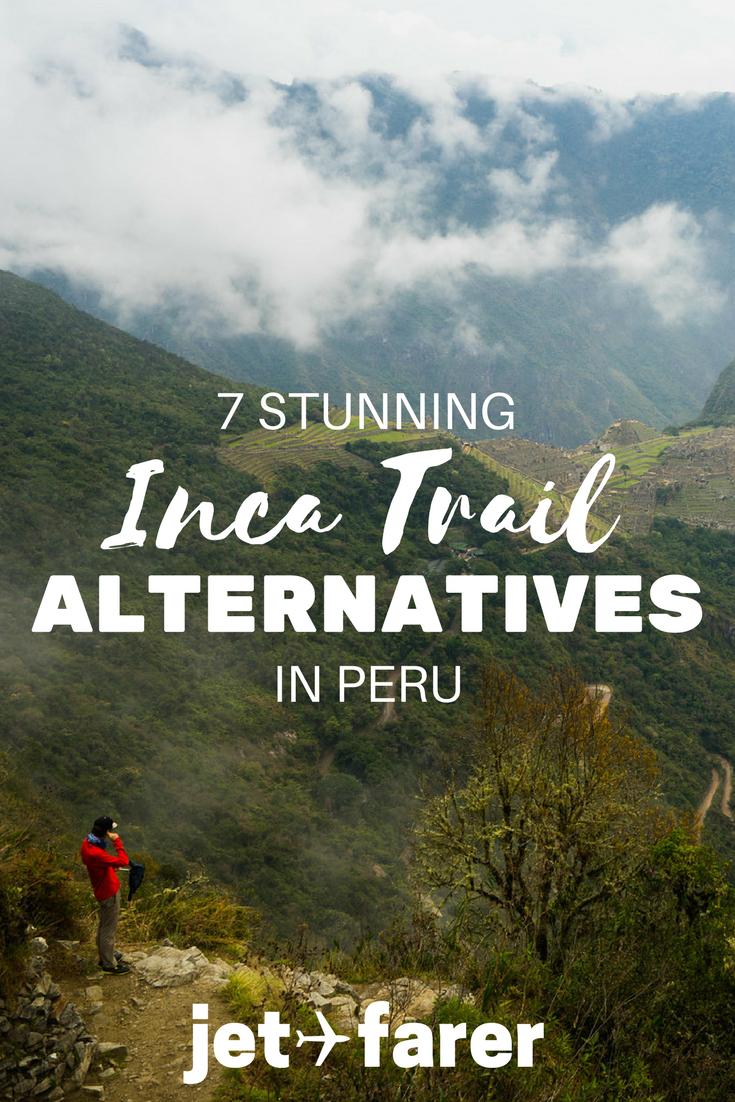 Inca trail peru treks