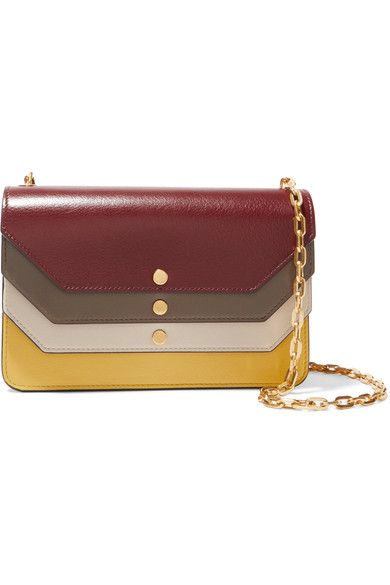 26d177c55d Multicolored leather Snap-fastening front flaps Comes with dust bag ...