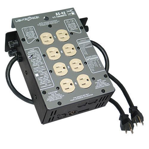 AS-42DC 4 Channels Dimmer Pack