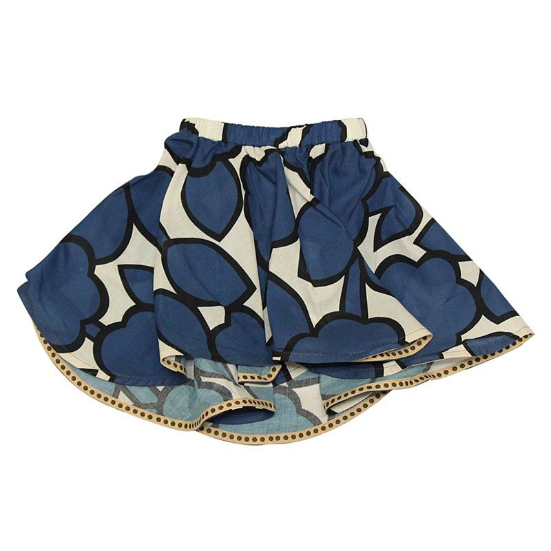 Bodebo Giant Flowers Skirt $148.12