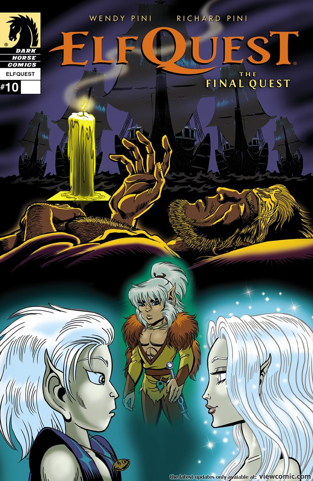 Elfquest – The Final Quest 010 (2015) ……… | Viewcomic