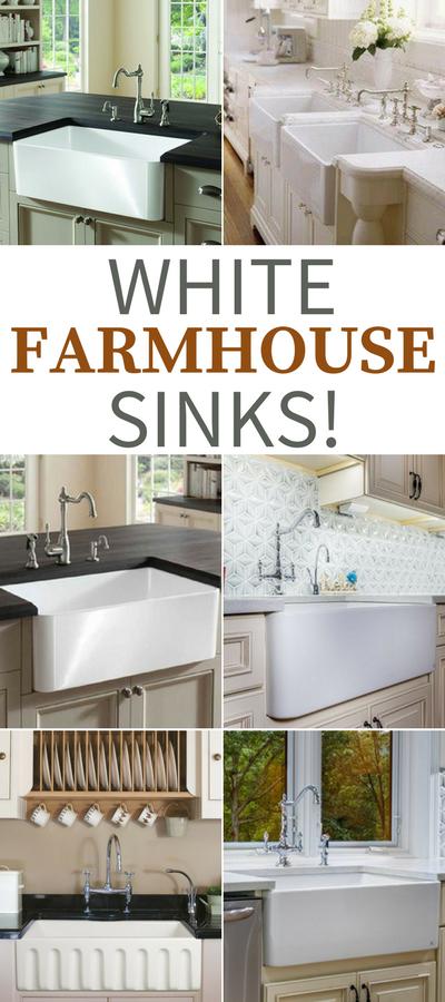 white farmhouse sinks discover the best white apron front farmhouse