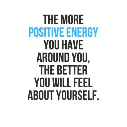 Positive Spiritual Energy Quotes: Positive Energy Quotes. QuotesGram